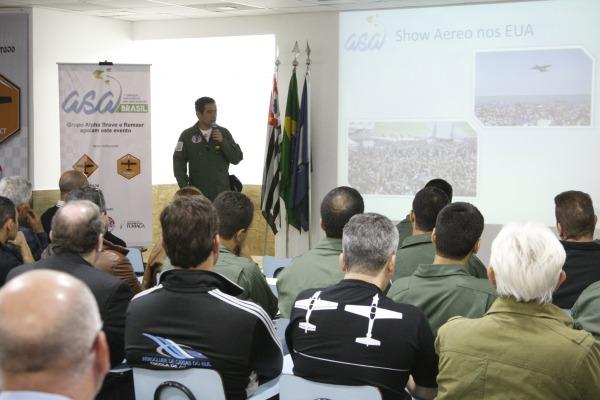 Objetivo é discutir os rumos do show aéreo no País e o seu potencial de crescimento