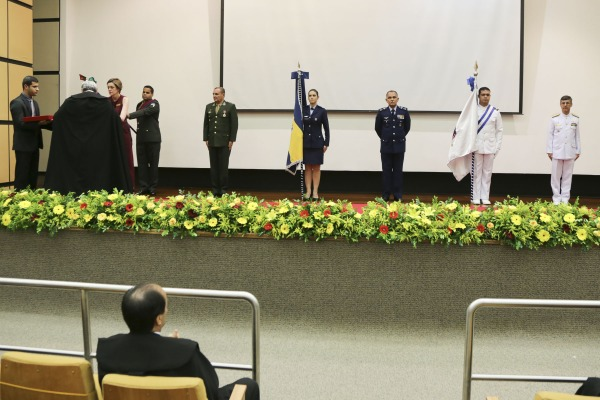 Ala 8 foi condecorada com Ordem do Mérito Ministério Público Militar