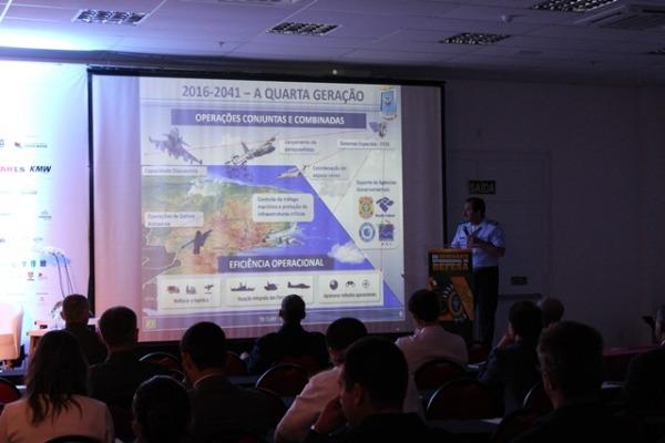 Diversas autoridades ligadas ao Setor de Defesa e Segurança também participaram do evento