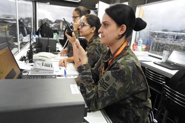 SRPV-SP realizou operação especial para controlar as aeronaves e garantir a segurança