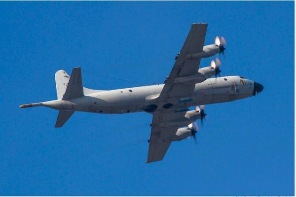 P-3AM Orion deve decolar na manhã deste domingo