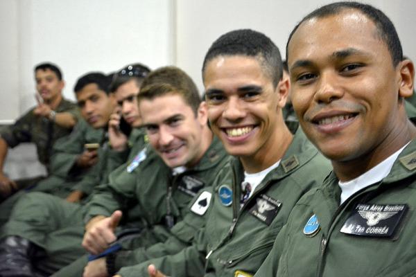 As escolhas envolveram esquadrões das aviações de Patrulha, Transporte, Reconhecimento, Caça e Asas Rotativas