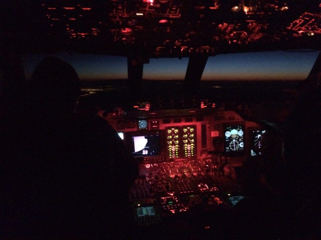 Avião de patrulha é operado pelo Esquadrão Orungan, sediado em Salvador (BA)