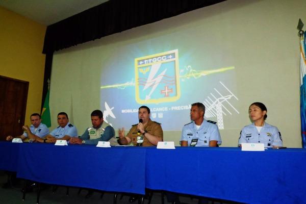 Evento apresentou novos recursos em desenvolvimento no país, visando maximizar o emprego das comunicações