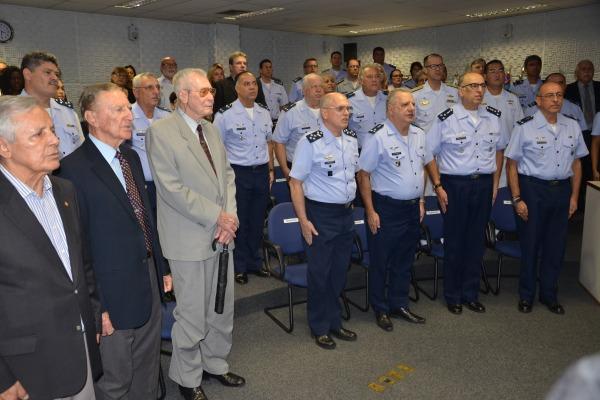 Eventos científico e militar marcaram o Dia da Saúde da Aeronáutica