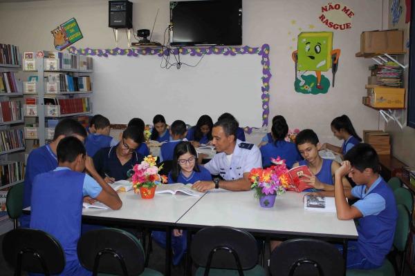 A escola fica localizada em Manaus (AM)