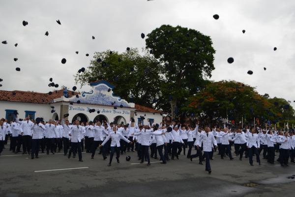 Os novos sargentos desempenharão suas funções em diversas Organizações Militares da FAB