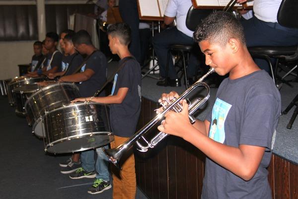 Concerto natalino e competições encerram atividades do programa em 2017