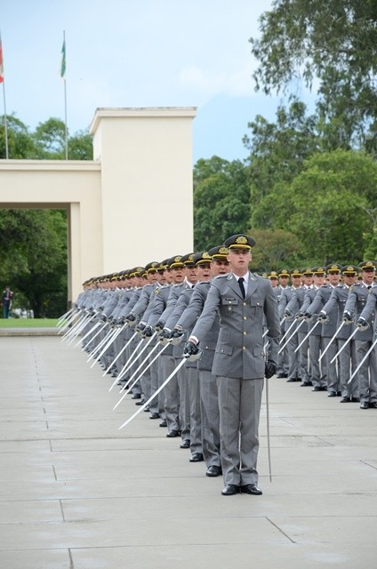 O ex-soldado conquistou o primeiro lugar entre 428 formandos