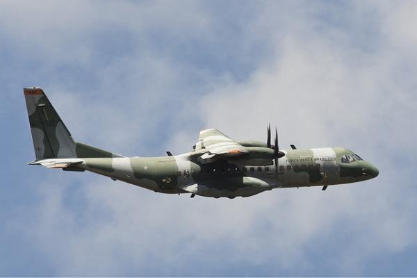 Até o momento, já foram voadas 34 horas em prol das buscas, com as aeronaves SC-105 e H1H