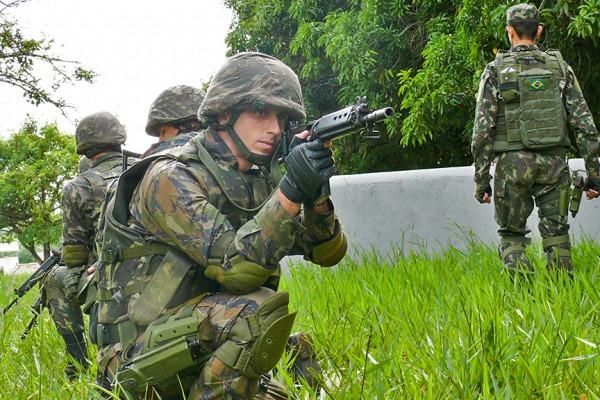 Atividades ocorreram em Unidade do Exército Brasileiro, em Campinas