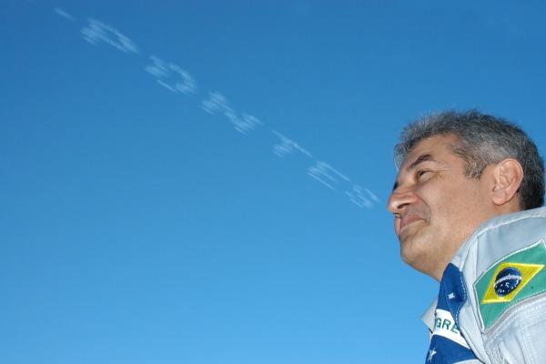 Marcos Pontes foi o primeiro astronauta brasileiro a viajar ao espaço