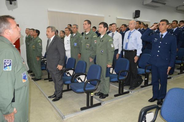Curso tem duração de um ano e vai preparar 98 Aspirantes a Oficial para atuarem em missões operacionais da Força Aérea Brasileira