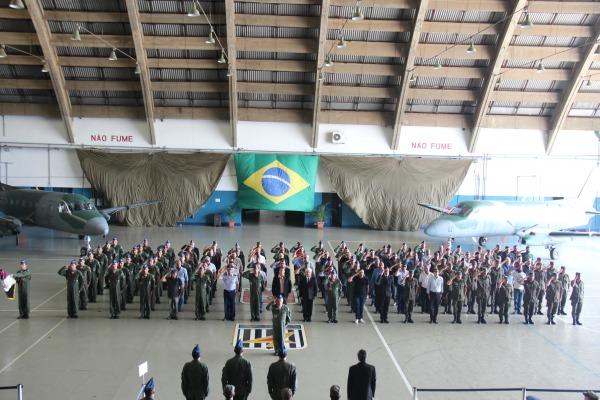 Aeronaves e efetivo serão integrados ao 3º ETA, em Santa Cruz (RJ)