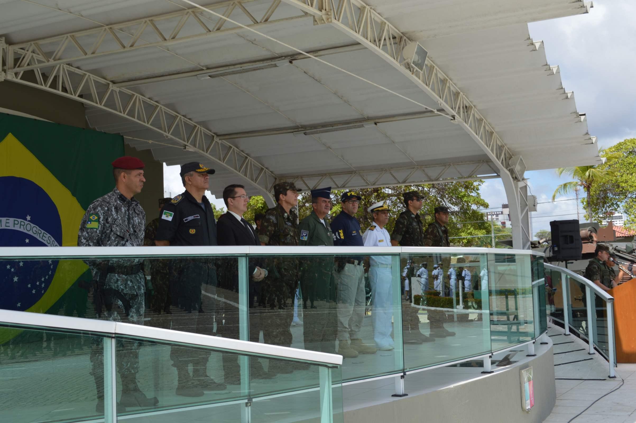 FAB respondeu pela segurança do Aeroporto Internacional de Natal e pela região central de Parnamirim