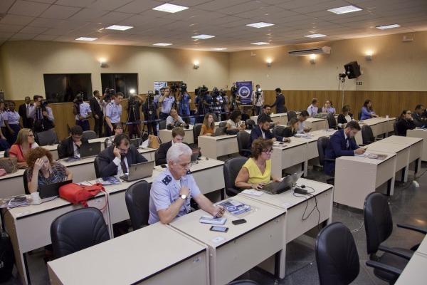 FAB realizou coletiva, em Brasília, para divulgação do relatório