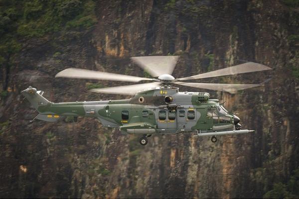 Flexibilidade e versatilidade são marcas da operação com helicópteros