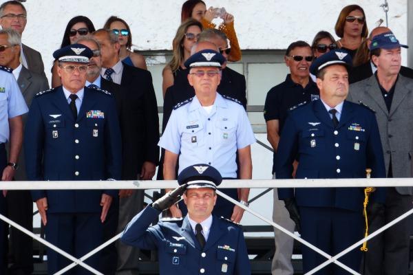 Transferência da sede do Esquadrão para Santa Cruz (RJ) faz parte do plano de Reestruturação da FAB