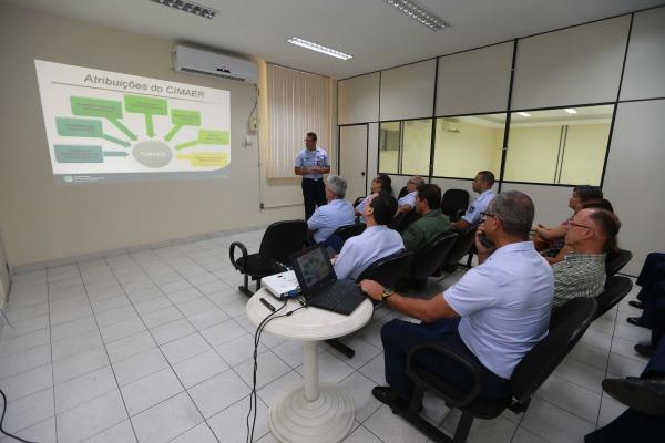 Com operação de radares meteorológicos em um único Centro, será possível estabelecer estratégias de maior complexidade