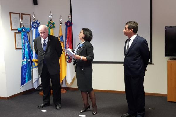 Militar atuará junto à  Representação Brasileira na Conferência do Desarmamento