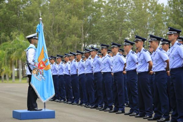 Cadetes passaram por seis semanas de Estágio de Adaptação Militar