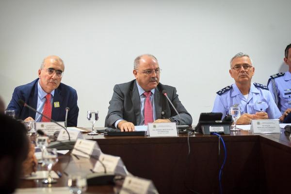 Comitê de Desenvolvimento do Programa Espacial Brasileiro tem participação da Força Aérea Brasileira
