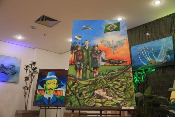 Exposição vai até o dia 11 de março no Pátio Roraima Shopping