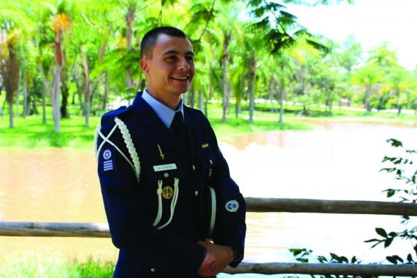 Conheça a história do zero-um do Corpo de Alunos da Escola de Especialistas de Aeronáutica (EEAR) que foi soldado e cabo na mesma unidade