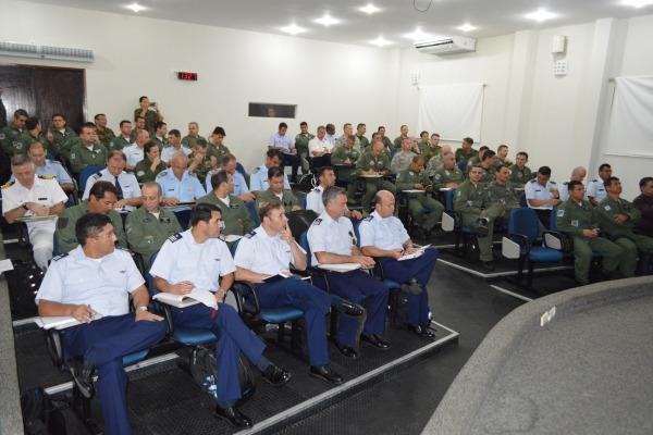 O Exercício Operacional ocorrerá em Natal entre os dias 18 e 30 de novembro