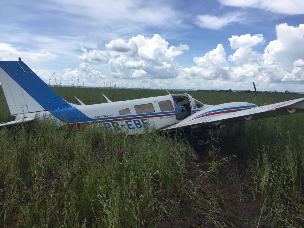 Operação foi realizada em conjunto com a Polícia Federal e Polícia Militar do Mato Grosso