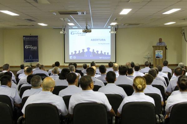 Evento conta com a presença de 74 militares de 47 organizações subordinadas ao COMGEP