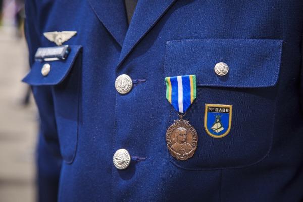 Ao total 60 pessoas receberam a Medalha Bartolomeu de Gusmão