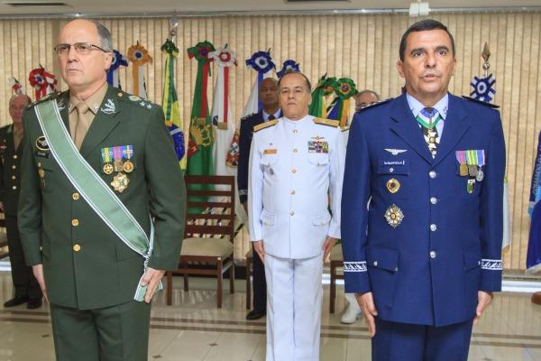 Tenente-Brigadeiro do Ar Baptista Junior é o novo chefe de Operações Conjuntas do Ministério da Defesa