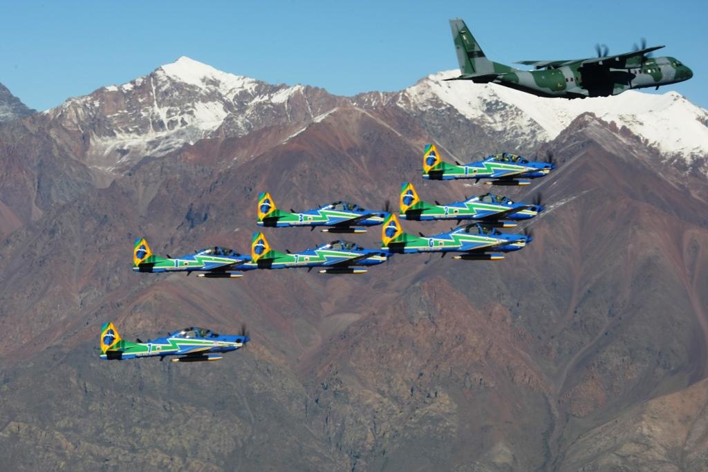 A FIDAE é a maior feira aeroespacial da América Latina e está na 20ª edição