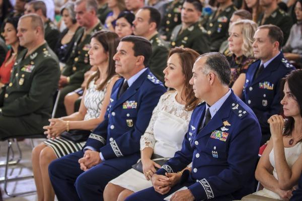 Evento reuniu militares das três Forças