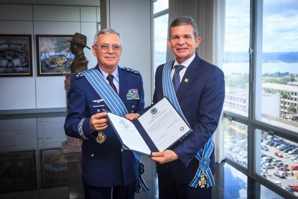 General Silva e Luna ressaltou compromisso com a preservação dos projetos estratégicos