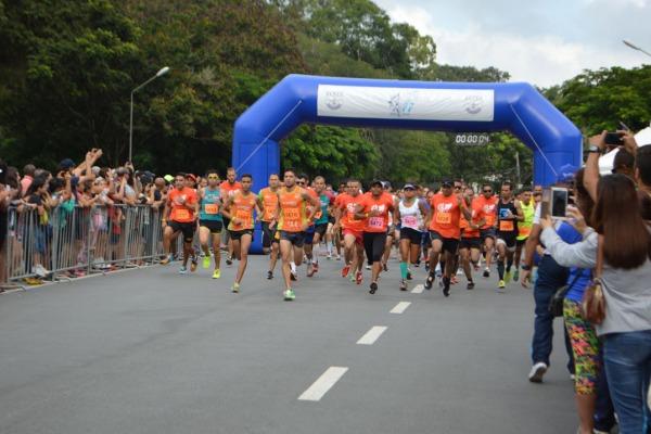 Evento esportivo encerrou as atividades de aniversário da EEAR