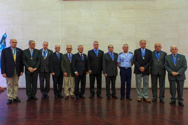 Conselheiros Superiores do INCAER prestigiam evento