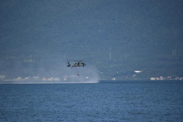 Exercício é realizado entre os dias 2 e 20 de abril, na Base Aérea de Florianópolis (BAFL)
