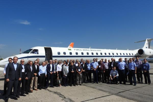 Autoridades e outras personalidades do RS e SP conheceram trabalho da Força Aérea