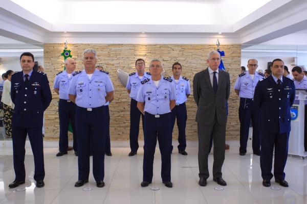 ASOCEA realiza cerimônia de passagem de chefia