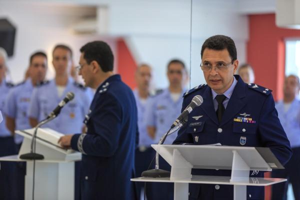 Brigadeiro do Ar Frederico Alberto Marcondes Felipe deixa a chefia da ASOCEA
