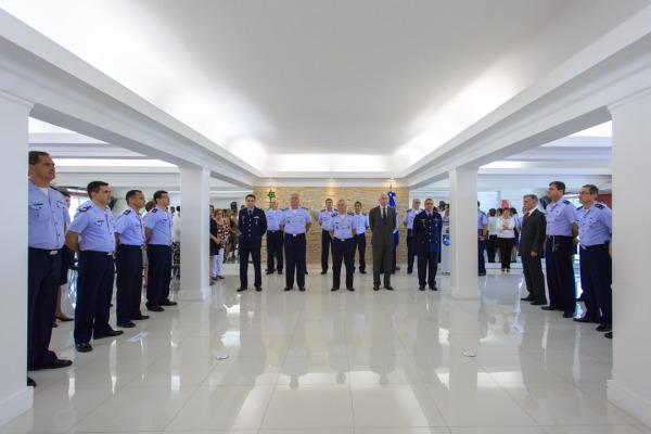 Oficiais-Generais prestigiaram a cerimônia