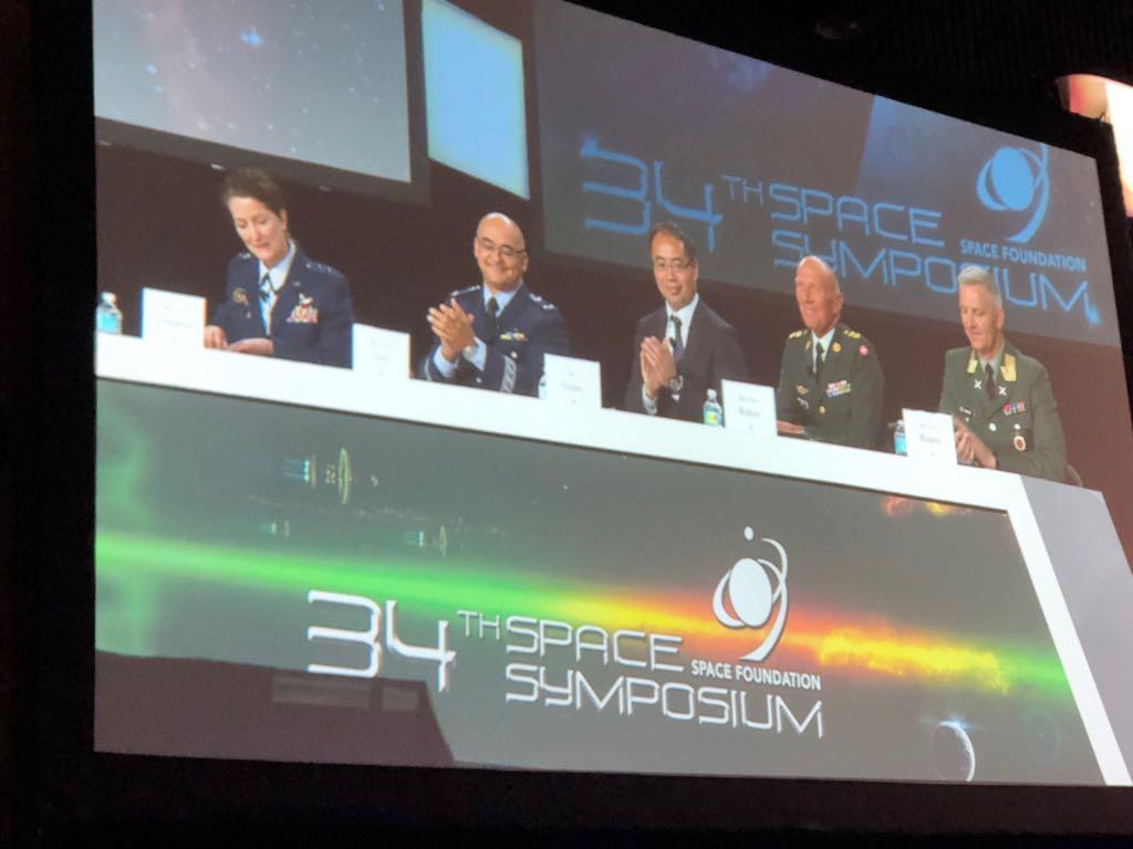 FAB foi representada em evento que reuniu norte-americanos, dinamarqueses, japoneses e noruegueses