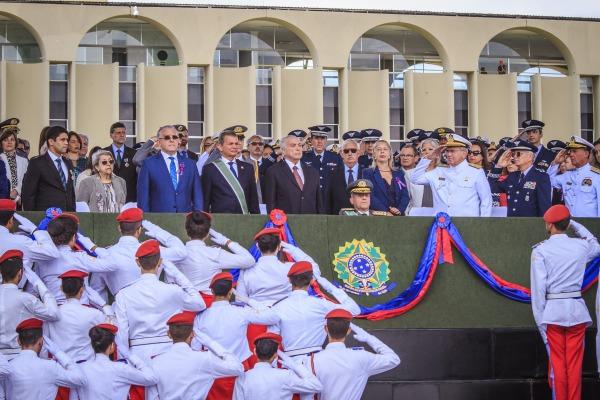 Solenidade foi realizada no Forte Caxias, Quartel General do Exército