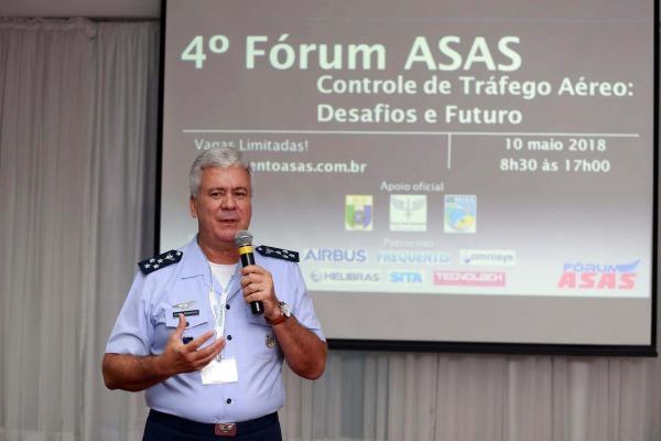 Evento realizado em São Paulo reuniu especialistas e líderes do setor aéreo
