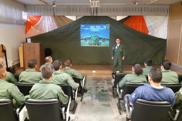 O Grupo é responsável pela implantação da aeronave KC-390