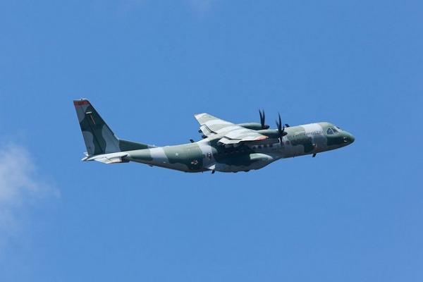 Avião SC-105 também foi utilizado na busca