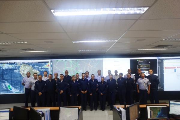 É competência do Gerente Regional analisar, efetivar e acompanhar a aplicação de medidas táticas de gerenciamento de fluxo de tráfego aéreo