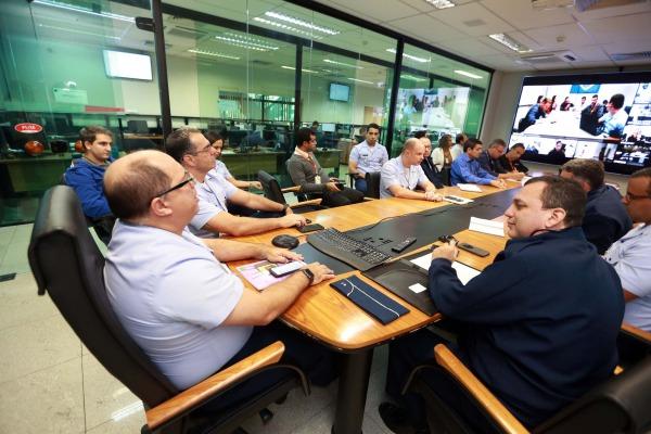 Atualmente oito aeroportos foram priorizados para abastecimento